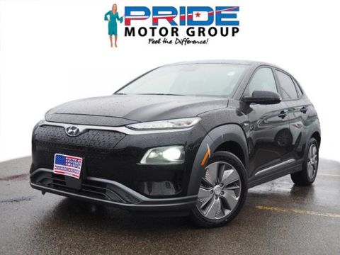 2019 Hyundai Kona EV Ultimate
